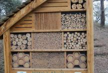 BeeHouse Inspiration / I want to make a beautifull BeeHouse for a nice community in Spain, Andalucia.