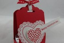 Valentine Ideas / Ideas for stamping and or crafting for the Valentine Holiday / by Stamps to Die For, Patsy Waggoner