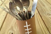 Football Party and Decorating Ideas