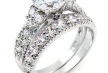 buy engagement rings online / by Peter Drew