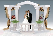 Wedding Columns and Colonnades / We offer a wide selection of Columns and Colonnades.