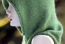 hats, hoods & shawls