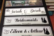 Wedding numbers