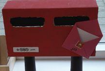 thema de postbezorger