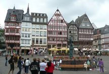 Frankfurt, Germany / Travel