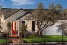 The Gallery / Discover The Gallery, a fresh, new concept in home designs that artfully blends indoor/outdoor living. Affordably priced from the low $220's, The Gallery offers four single family home designs that feature dramatic French Country, Tuscan, & Cottage architecture.