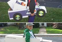 Trucking Halloween Ideas
