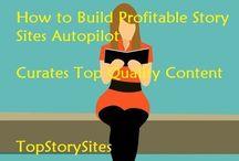 How to Build Profitable Story Sites Autopilot