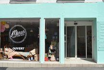 La boutique / Photos de la boutique Minus, Concept store enfant