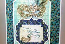 Accordion Card Blanks / by Craftwork Cards