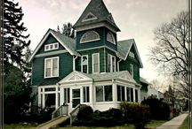 Historic Homes / by Janet Lipscomb