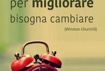 Cambiamento e crescita personale / http://www.apartiredaora.it