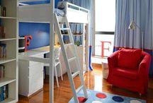 Chambre enfant / Chambre hugo