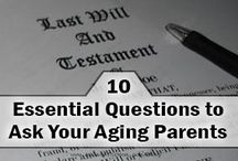 ask agying parents