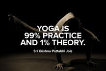 Yoga / by Sneha Purushotham