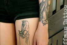 Tattooデザイン