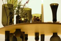 Mesas de vino