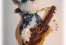 Beads - 3D Animals / by KG