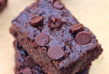SWEET BROWNIES / CAKES CHOCO