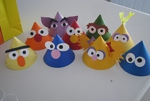 Party Ideas / by Sesame Street