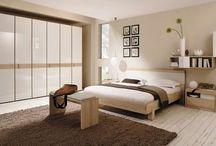 Bedrooms / by Serena Alexandra