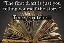Writing / Stop thinking, start writing.