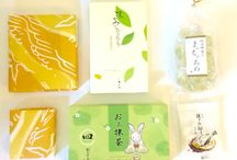 Japanese packaging design / Architecture, food, design and landscapes in Japan