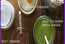 Juicer/smoothies / by Carrie Mcqueen