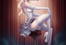 burlesque*