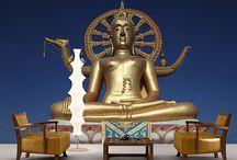 Asien | Asia / Das Thema #Asien ist schon einige Zeit in aller Munde. Ob als schmackhaftes Essen beim #Asiaten nebenan, als #Meditationsecke in deiner Wohnung oder als absoluter (nicht mehr Geheim-) Reisetipp für deinen nächsten Trip. Wir können dich mental auf dieses tolle Thema einstimmen und dir ein #asiatisches #Flair nach Hause zaubern! #asia #buddha #asien #südostasien #meditation #indien #thailand #malaysia #myanmar #laos #indonesien