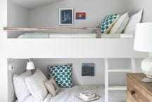 Unisex bunk beds
