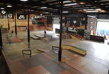 Interior Skateparks