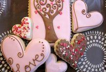 Valentine Cookies / by Fay Glass
