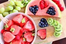cute summer food