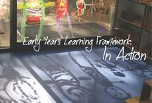 EYLF / Anything to do with the Early Years Learning Framework...Outcomes, Assessment ideas etc....