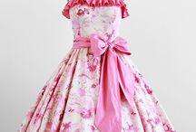 Vintage 1950s Dresses