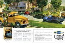 Vehicles: Vintage Ads