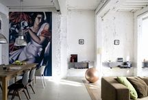 Decor / a place for textiles and anything else that needs a home / by ematstepford