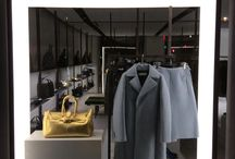 Project : Golden Goose Deluxe Brand : Paris FRANCE / Tailor furniture made by Rossato for Golden Goose Deluxe Brand Shop in Paris, France.