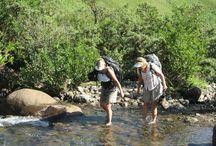Drakensberg River Crossings & Swims