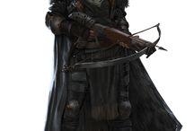 krwawy władca postacie