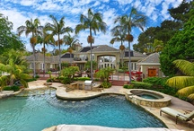Beautiful Backyards / Summer is almost here.  Check out some of these beautiful yards.