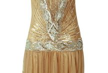 Flapper dresses / by Deanna Feddern