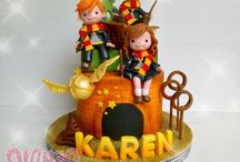 Harry Potter Cakes, Desserts, and Ideas! / Featuring the BEST collection of Harry Potter cakes, tutorials, and inspiration from a variety of cake pages!