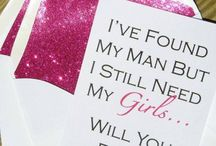 invitation bridesmaid