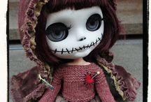 Blythe & Custom Dolls