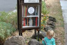Little Free Libraries / by Marie Castellano