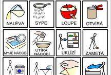 piktogramy pro autisty