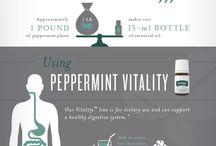 perfumes and essential oils / pretty things I like