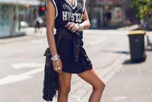 Busy Women Need a Break Too / What beautiful intelligent go - getters wear on the weekends